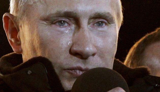 at Putin svarte om lukningen av kasinoet?