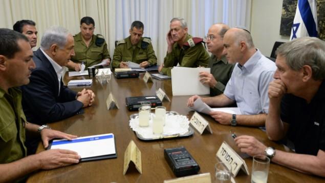kabinett-israel
