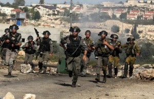 israeli-troops