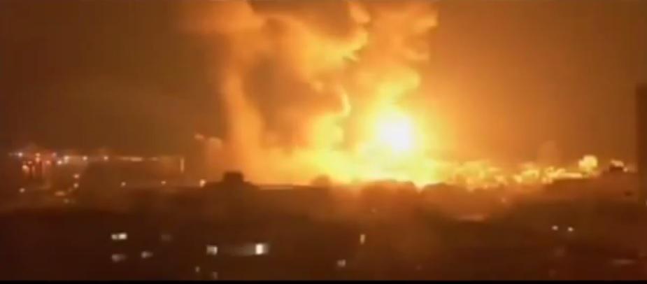 iaf-angrep-gaza