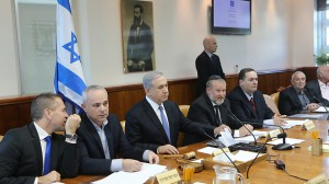 regjeringskrise-israel