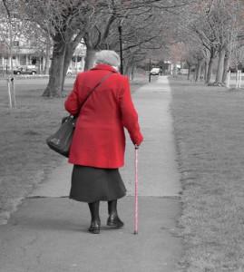 gammel-dame