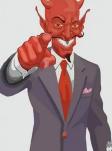 preacher-devil