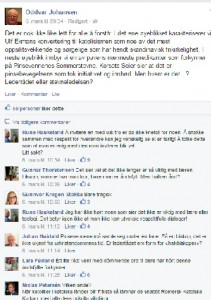 facebook-diskusjon