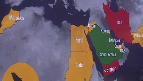 jemen kart Bakkeinvasjon kan være nært forestående i Jemen | Søkelys jemen kart