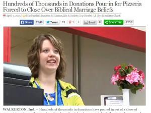 pizza-støtte