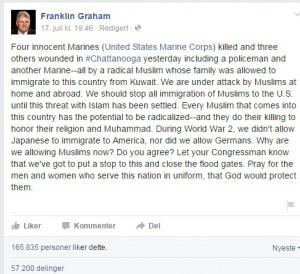 franklin-graham-muslimer-fb