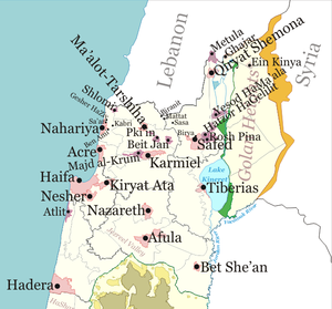 nord-israel