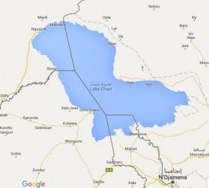 tsjad-sjøen
