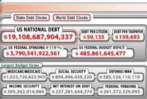 gjelds-klokka
