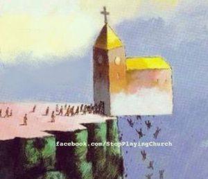 falsk-kirke