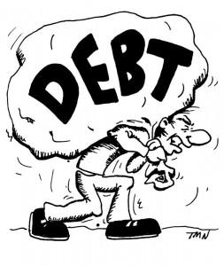 gjelds-byrde