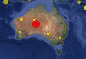 jordskjelv-australia