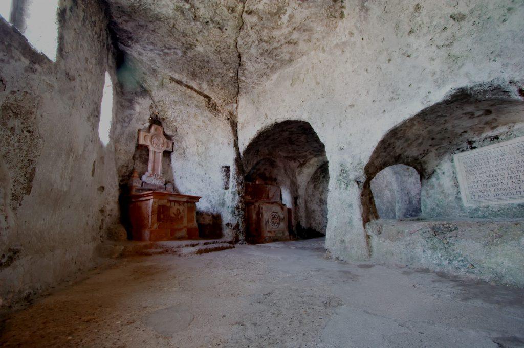 Salzburg_St_Peters_Friedhof_Katakomben_Maximianuskapelle