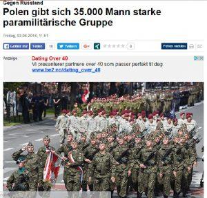 polen-øker-hæren