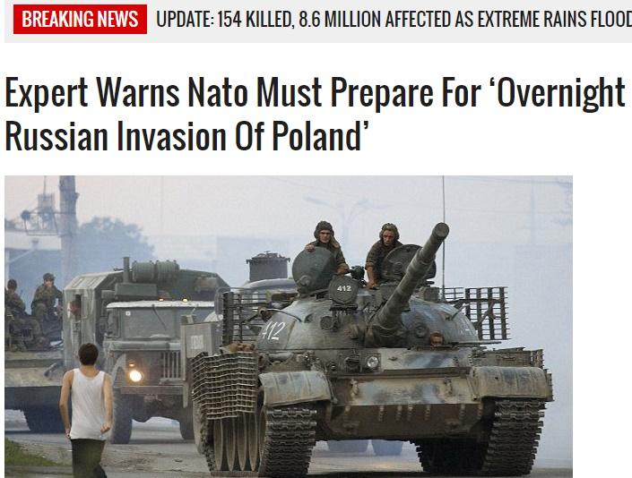 russisk-invasjon-polen