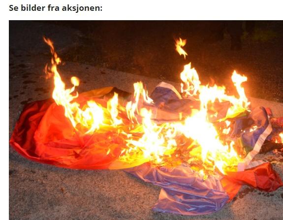 homo-kamp-flagg-brennes