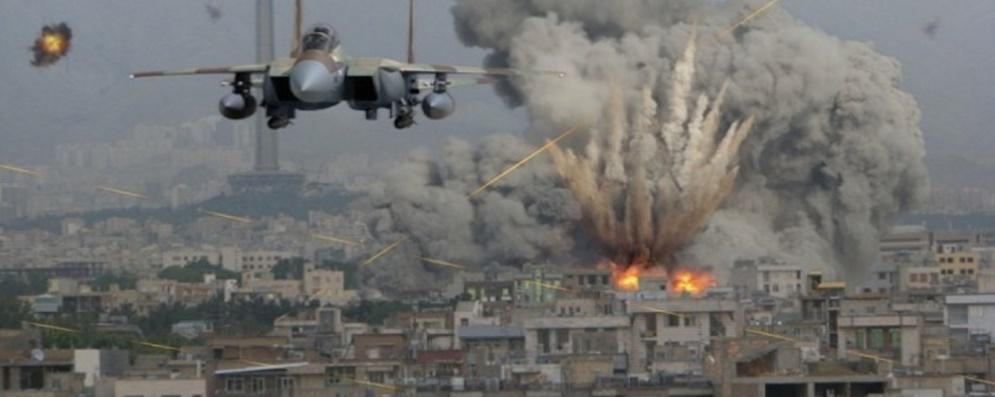 krig-bombing
