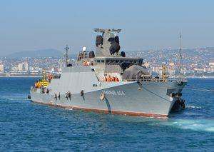 russisk-marine
